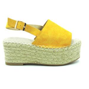 Sandalia Brais amarillo