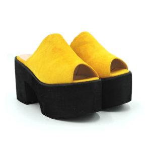 Sandalia Jamila amarillo