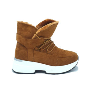 Sneakers Amaia camel